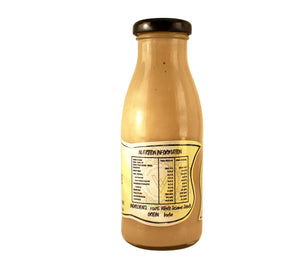 White Sesame Seed Mylk 250ml *milk alternative makes 3L+*