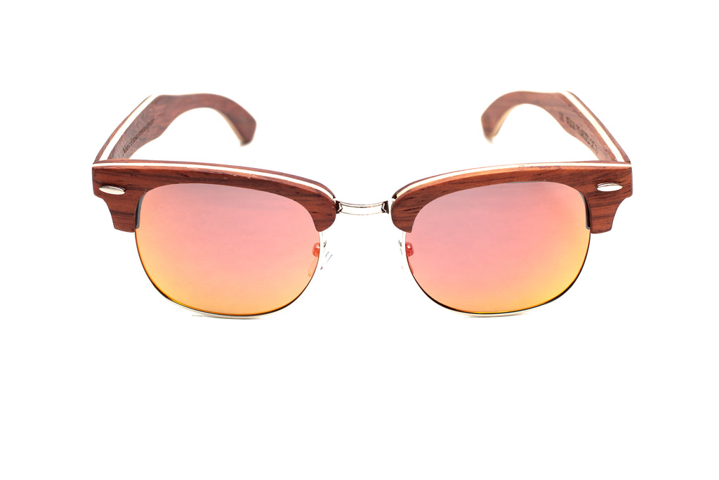 Rosa Rossa wooden sunglasses woodhoy