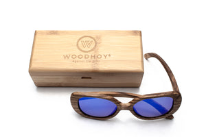 wooden sunglasses woodhoy vintage diva