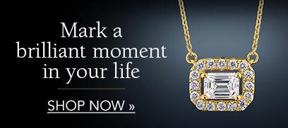 Mark a brilliant moment in your life | Shop Now