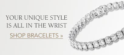 Your style is all in the wrist | Shop Bracelets
