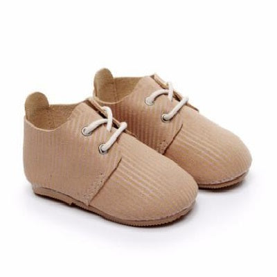 Little Suede Baby Shoes