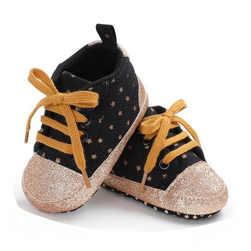 Star Design Baby Trainers