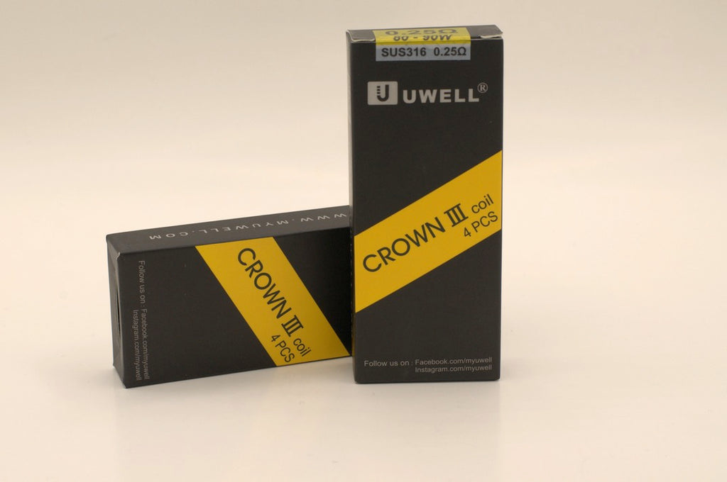 UWELL Crown 3 4-Pack Replacement Coils