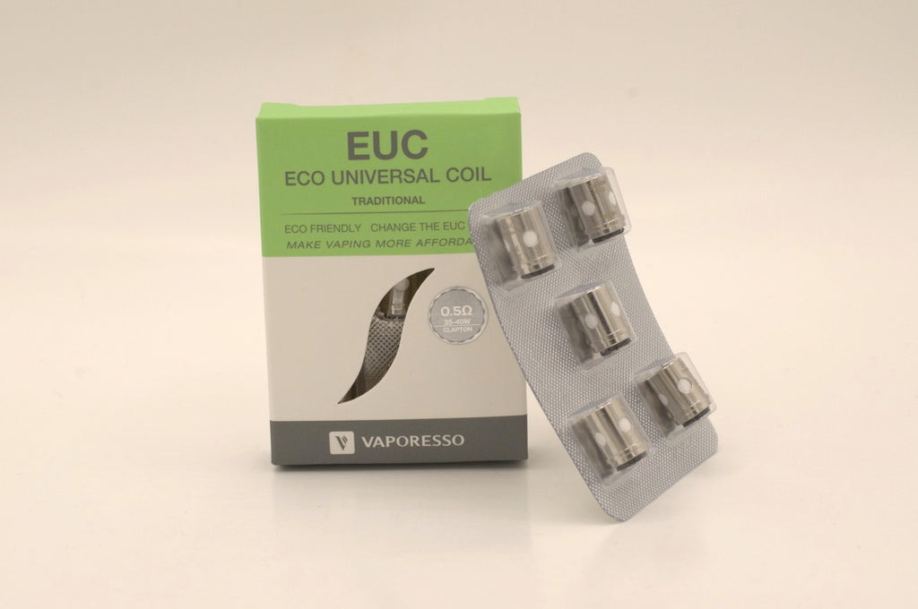 Vaporesso EUC 5-Pack Replacement Coils