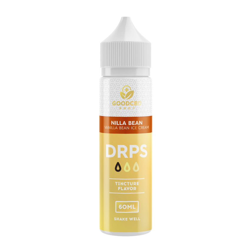 DRPS Nilla Bean 30mL Short-fill Flavoring (60mL After Flavorless added)