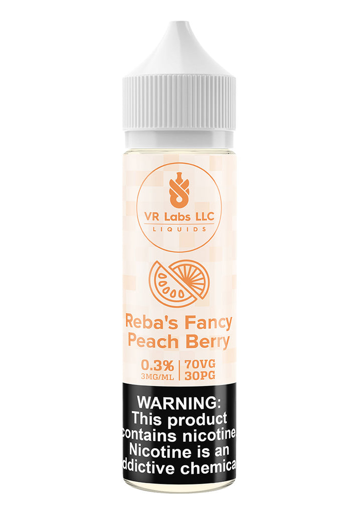 Reba's Fancy Peach Berry-VapeRite.com