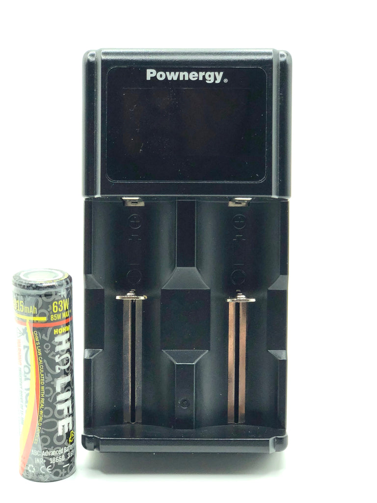 Pownergy BIA 2 Bay Charger