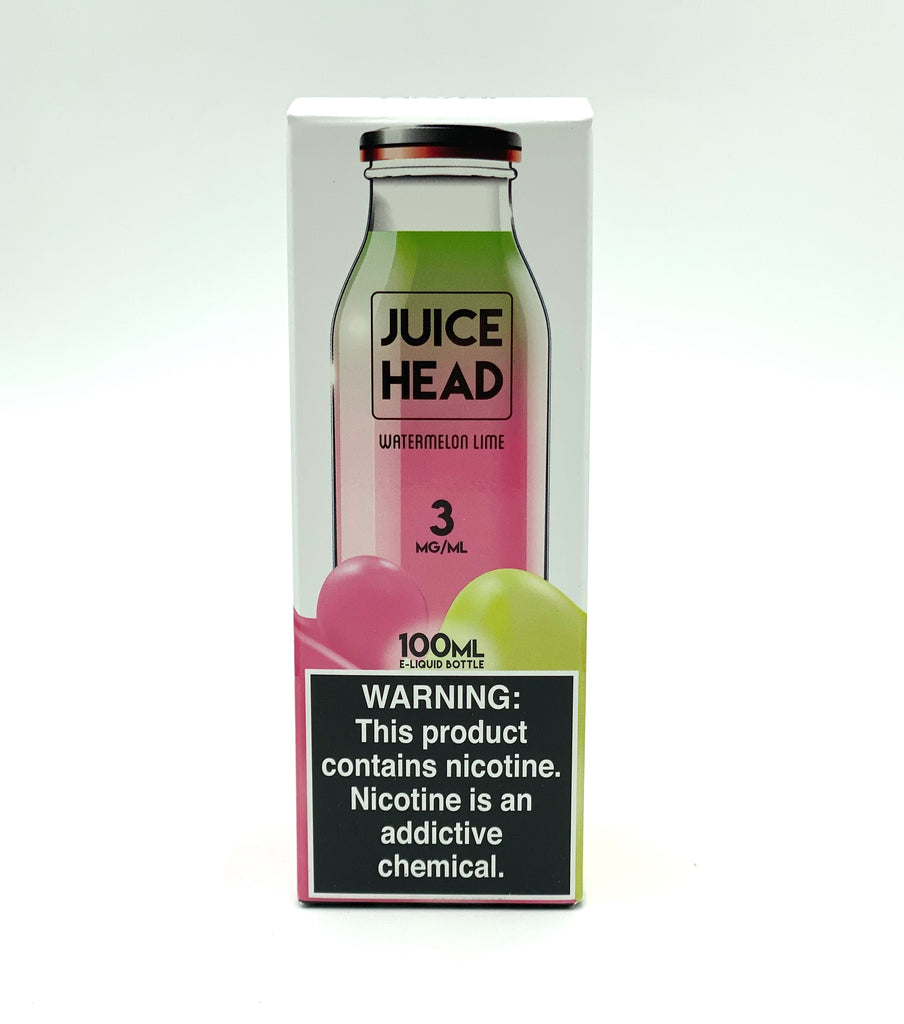 Juice Head - Watermelon Lime 100mL