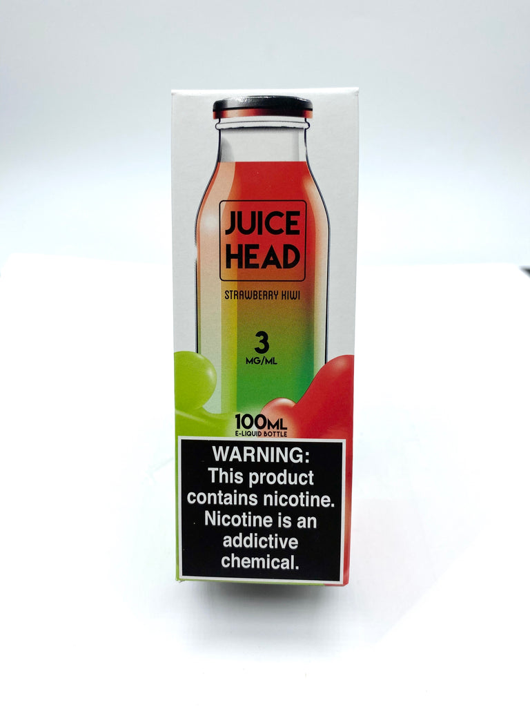 Juice Head - Strawberry Kiwi 100mL
