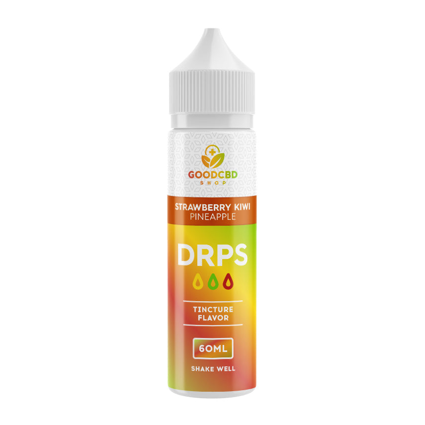 DRPS Strawberry Kiwi Pineapple 30mL Short-fill Flavoring (60mL After Flavorless added)