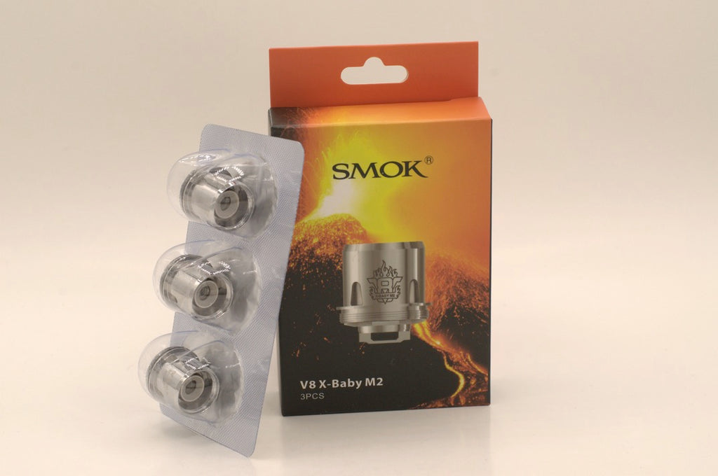 SMOK TFV8 X-Baby 3-Pack Replacement Coils-VapeRite.com