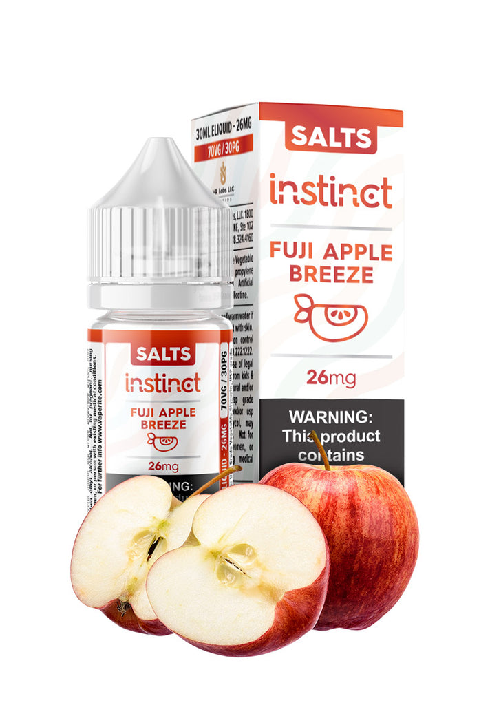 SALT Fuji Apple Breeze