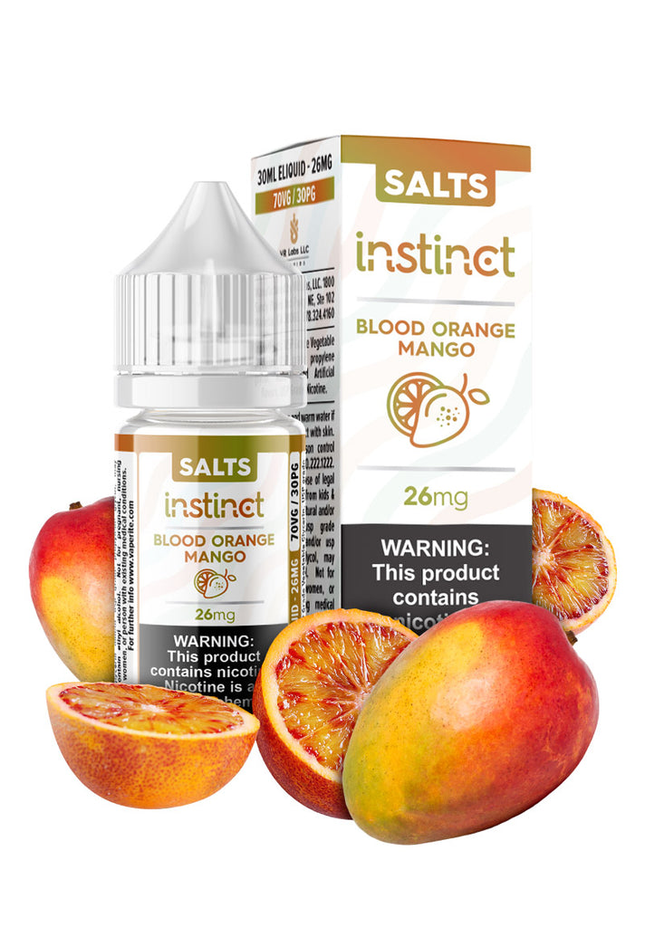 SALT Blood Orange Mango