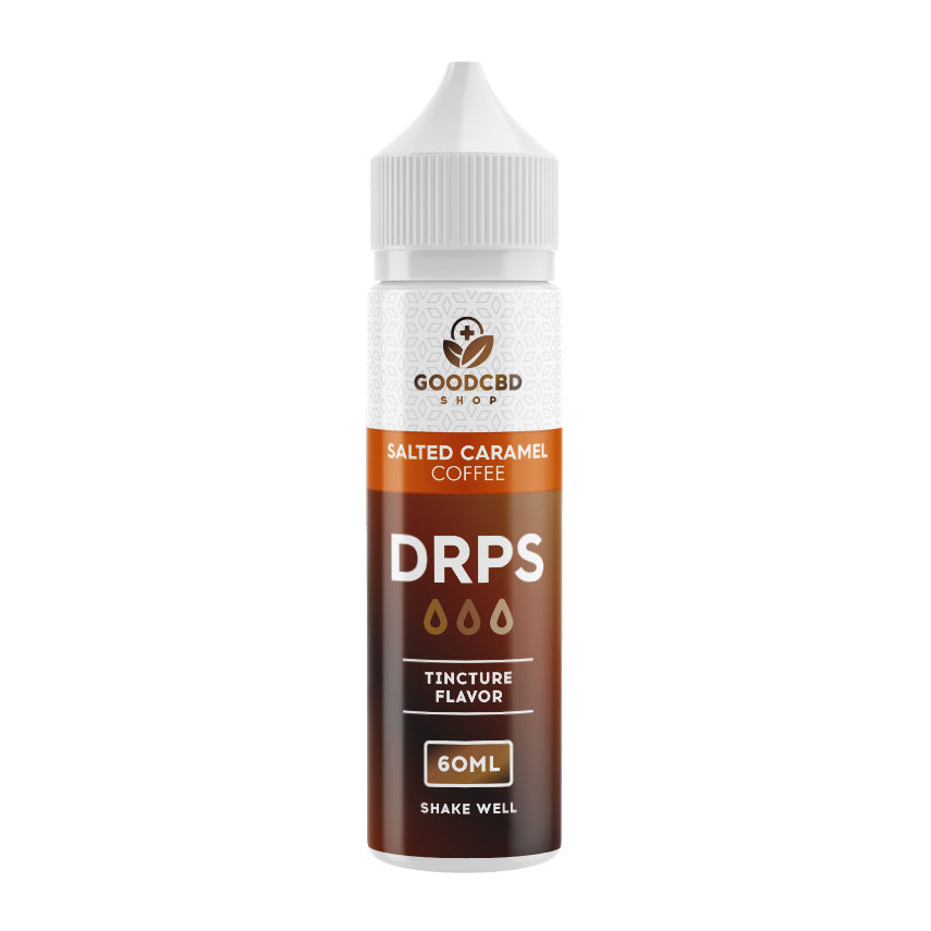 DRPS Salted Caramel Coffee 30mL Short-fill Flavoring (60mL After Flavorless added)