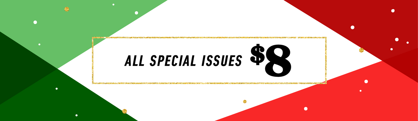 Special Issue Sale