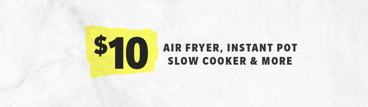Air Fryer, Instant Pot, Slow Cooker & More