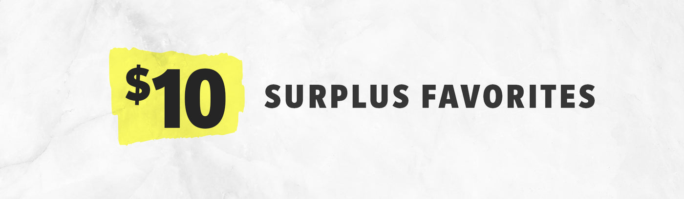Surplus Favorites
