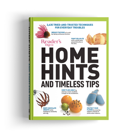 2,635 Home Hints and Timeless Tips