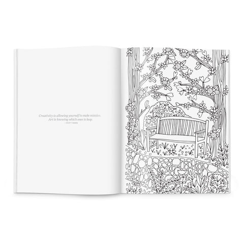 It is a graphic of Genius Taste Of Home Coloring Book