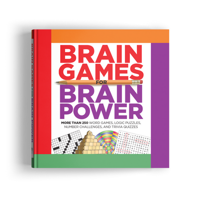 Brain Games for Brain Power (Volume 1)