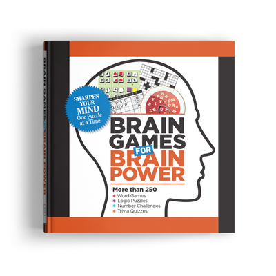 Brain Games for Brain Power (Volume 8)