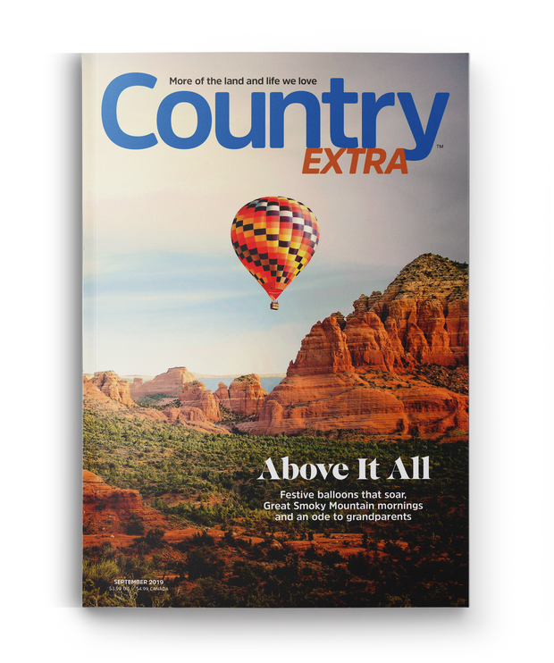 Country EXTRA Magazine - Single Issue