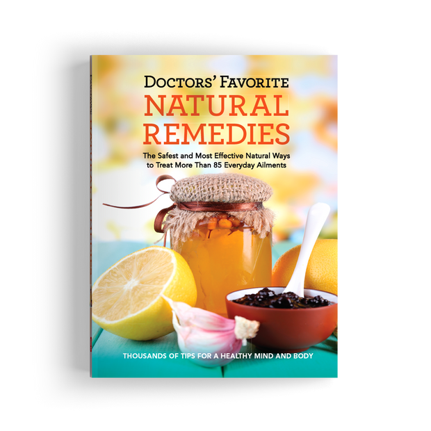 Doctors' Favorite Natural Remedies