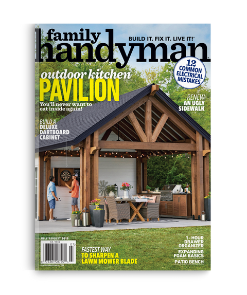 Family Handyman Magazine - Single Issue