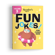 Fun Jokes for Funny Kids (Volume 3)