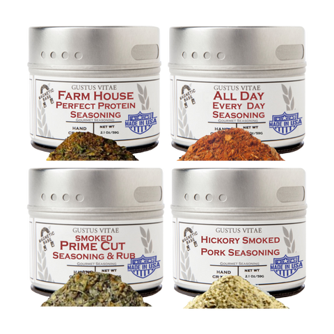 Perfect Proteins (Set of 4)