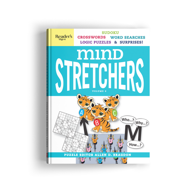 Mind Stretchers (Volume 6)