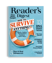 Reader's Digest Magazine - Single Issue