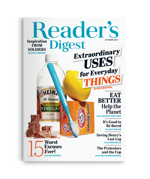 Reader's Digest Magazine