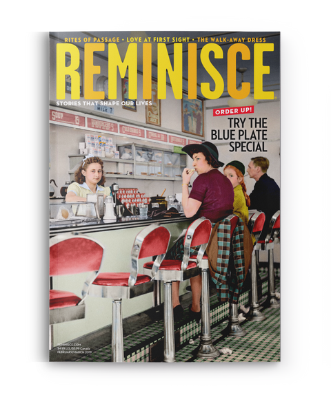 Reminisce Magazine - Single Issue
