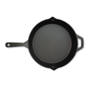 12-Inch Pre-Seasoned Cast Iron Skillet
