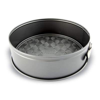 9-Inch Non-Stick Metal Springform Baking Pan