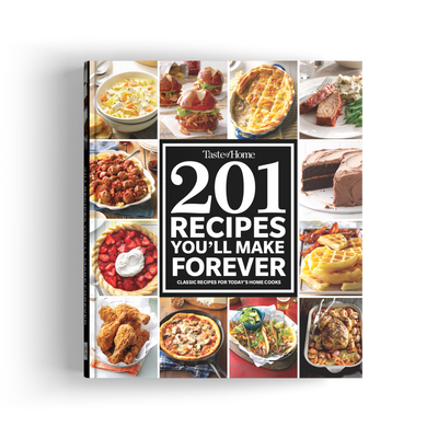 201 Recipes You'll Make Forever