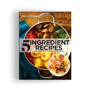 5 Ingredient Recipes: Incredible Meals Made Quick & Easy
