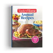 Taste of Home Annual Recipes (2017)