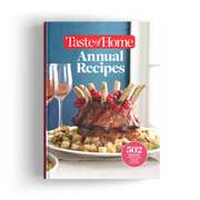 Taste of Home Annual Recipes (2018)