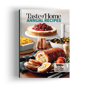 Taste of Home Annual Recipes (2020)