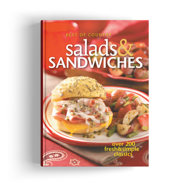 Best of Country Salads & Sandwiches