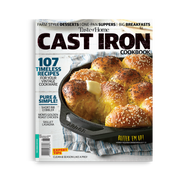 Cast Iron Cookbook (Winter 2019)
