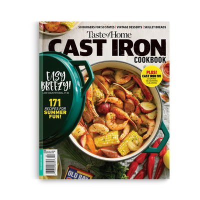 Cast Iron (Summer 2020)