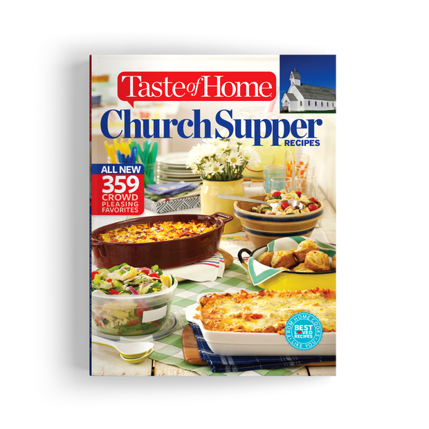 Church Supper Recipes