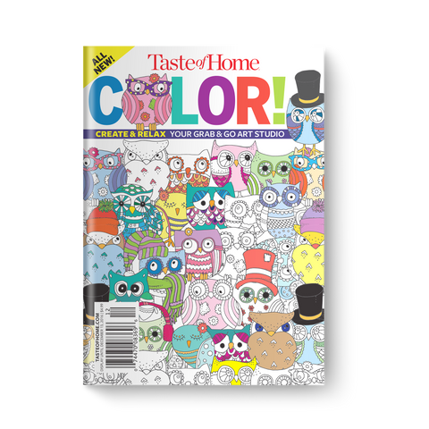 Color! Vol 5 (Fall 2016)