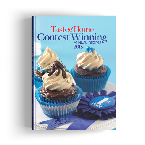 Contest Winning Annual Recipes (2015)