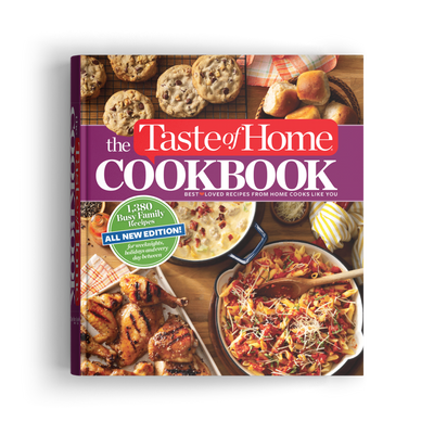 Taste of Home Cookbook (4th Edition)