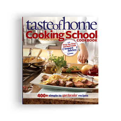 Cooking School Cookbook